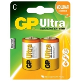 "Батарейки алкалиновые ""GP C"", 2 шт, GP BATTERIES"