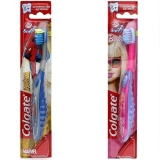 Щетка зубная COLGATE Smiles Barbie/Spider Man, от 5 лет