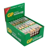"Батарейки алкалиновые ""GP Super АА"", 4 шт, GP BATTERIES"