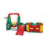 Игровая зона HAPPY BOX SMART PARK JM-1003