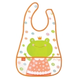 Нагрудник HAPPY BABY на липучке CHILDREN'S BIB